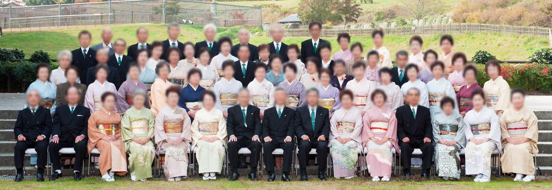 岡山倉敷の集合写真ならナカイ写真工房